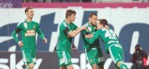 Rapid-Blitzstart bringt Grün-Weiß den Derbysieg
