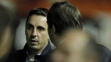 Valencia-Trainer Gary Neville in den Seilen