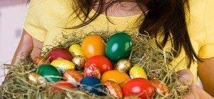 Oster-Highlights in den Einkaufsstraßen: Gratis-Ostereier und Schokolade