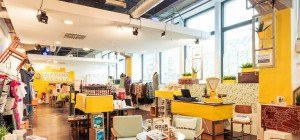 Genuss trifft Design: Der HappensLocally Modepalast Pop-Up Store im Q19