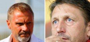 Austria Wien vs. Rapid: Die Pressekonferenzen zum Wiener Derby live