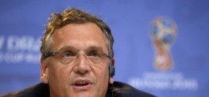 FIFA-Skandal: Zwölf Jahre Sperre für Ex-Generalsekretär Valcke