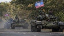 Ukraine: Spannungen nehmen wieder zu