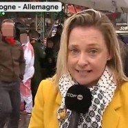 Karneval in Köln: Flüchtling soll Frau vergewaltigt haben - TV-Reporterin live begrabscht