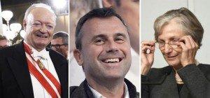 Skurrile News aus dem BP-Wahlkampf: Von Instagram bis Kohlgemüse