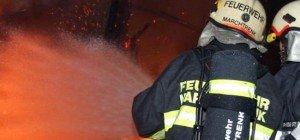 Großbrand in Wien-Favoriten: Gellertplatz gesperrt