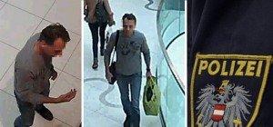 Raubüberfall auf Drogeriemarkt in Wien-Landstraße: Täter gesucht