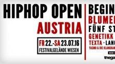 Der HipHop regiert  2016 wieder in Wiesen