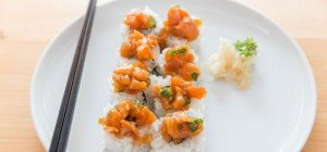 Gruß aus Japan am Frühstückstisch: Sushi-Brunch im Okra Izakaya