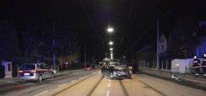 Vier Verletzte nach Unfällen in Hietzing und Penzing