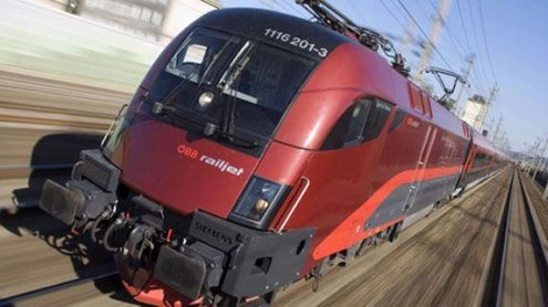 ÖBB passen Zugfrequenz an den neuen Fahrplan in Ostregion an
