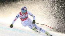 Garmisch: Lindsey Vonn deklassiert Konkurrenz