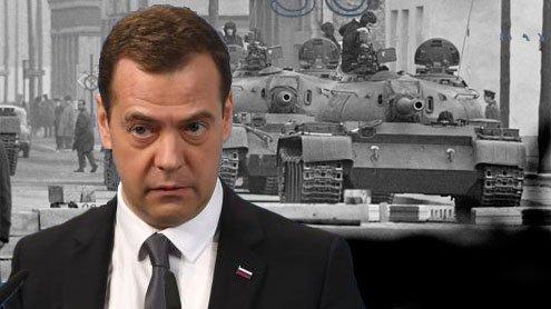 """Medwedew warnt Europa: """"Wir sind in einem neuen Kalten Krieg"""""""