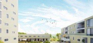 Wohnen wie damals: Pläne für Wiens ersten neuen Gemeindebau fixiert