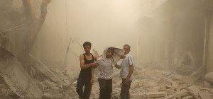 Dutzende Tote bei wieder aufgeflammten Kämpfen in Aleppo