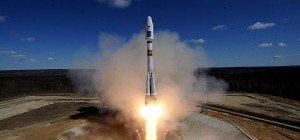 1. Raketenstart vom neuen russischen Weltraumbahnhof gelang