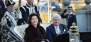 Royaler Glanz bei Geburtstagsfeier von Schwedens König