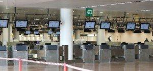 Abflughalle am Brüsseler Flughafen ab Sonntag wieder offen
