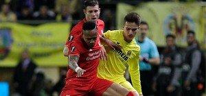 Villarreal schlug Liverpool 1:0 – Donezk-Sevilla endete 2:2