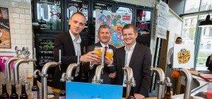 Passionsfrucht, Ananas und Pinie: Das offizielle Bier zum Donauinselfest 2016