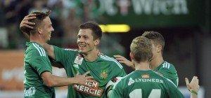 Stürmer Deni Alar wechselt im Sommer von Rapid Wien zu Sturm Graz