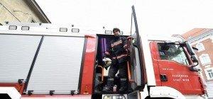 Wohnungsbrand in Wien-Simmering: 45-jähriger Mann leicht verletzt