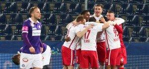 Austria Wien könnte Red Bull Salzburg im Titelkampf Bein stellen
