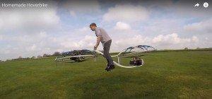 Das fliegende Hoverbike