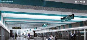 Stationen und Streckenführung der U5 und U2-Verlängerung fixiert