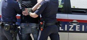 Diebesbande in Wien-Neubau ertappt und festgenommen