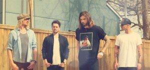 Sunset Sons auf Release-Tour: Konzert im Wiener WUK
