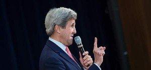 Kerry fordert Rückkehr zur Waffenruhe in ganz Syrien