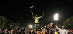 Parlament in Bagdad gestürmt – Dutzende Tote bei Anschlägen