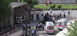 Toter bei Bombenanschlag auf Polizeiwache in der Südtürkei