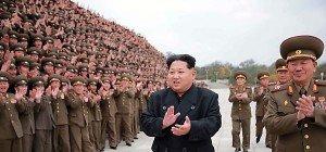 Nordkorea festigt mit erstem Parteitag seit 1980 Kim Jong-un