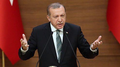 Erdogan will möglichst bald Entscheid über Präsidialsystem