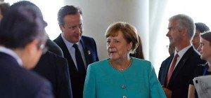 G-7-Staaten wollen an Sanktionen gegen Russland festhalten