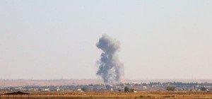 IS stürmte Außenbezirke von Rebellenstadt in Nordsyrien
