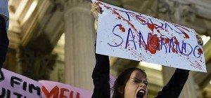 Erste Festnahmen nach Gruppenvergewaltigung in Rio