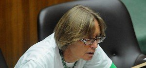 Grüne Moser kandidiert nicht für Rechnungshof