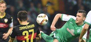 Bremen im Abstiegskampf mit Kantersieg gegen Stuttgart