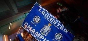 Leicester lässt die Fußballwelt staunen