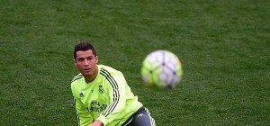 Ronaldo soll es für Real Madrid gegen ManCity richten