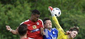 ÖFB-Team mit lockerem 14:0-Sieg gegen Schweizer Sechstligist