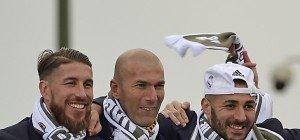 Ramos, Ronaldo Reals Helden in turbulenter Mailänder Nacht