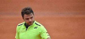 Titelverteidiger Stan Wawrinka im French-Open-Viertelfinale