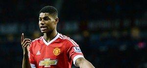 Jung-Nationalspieler Rashford bis 2020 bei Manchester United