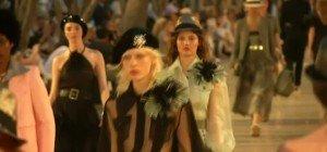 Glamour und Revolution: Chanel feierte erste Mode-Show in Havanna
