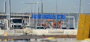 A23: Sperre wegen Sanierungen – Diese Auf- und Abfahrten sind betroffen