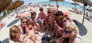 Mallorca macht mobil: Neue Schilder gegen Saufgelage und mehr Polizei
